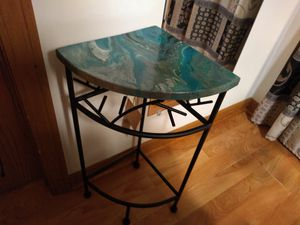 Small hand painted tables. for Sale in Marietta, OH