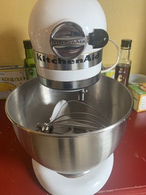 Kitchen aid mixer for Sale in Missoula, MT
