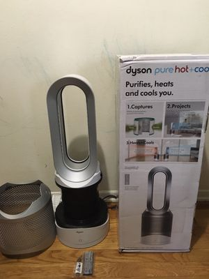 Dyson pure hot and cool fan and heater HEPA Air Purifier - HP01 for Sale in Rahway, NJ