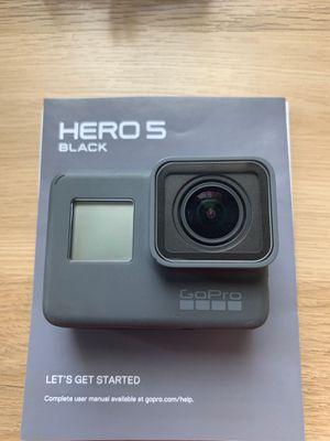 GoPro Hero 5 Black Bundle for Sale in Stockton, CA