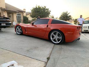 c6 corvette rims for Sale in Riverside, CA