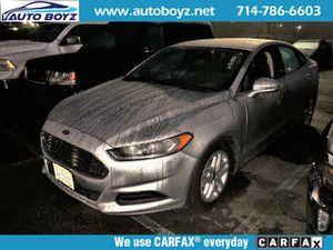 2015 Ford Fusion for Sale in Garden Grove, CA