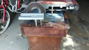 "Craftsman belt sander station 6"" x 48"" for Sale in Fresno, CA"