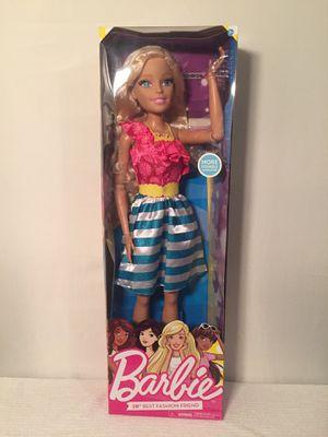 "Barbie 28"" Best Fashion Friend for Sale in Miami, FL"