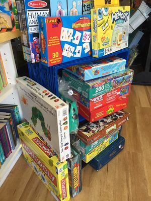 Board games and puzzles galore $1-20 each new and used for Sale in San Diego, CA