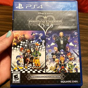 Kingdom Hearts HD 1.5 2.5 ReMix (PS4) for Sale in Los Angeles, CA