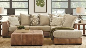 Brand-New sofa/chase with ottoman for Sale in Four Corners, FL