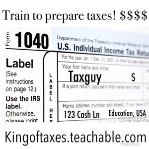 Make up to $50,000 preparing taxes!! for Sale in West Palm Beach, FL