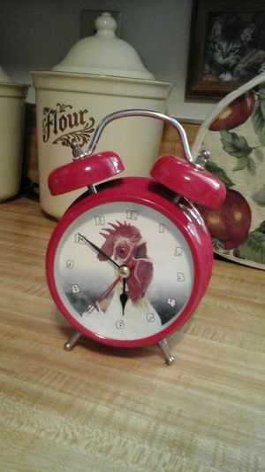 Alarm Clock Rooster for Sale in Portland, OR