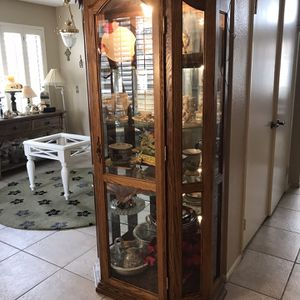 """VINTAGE CURIO 6'4""""x 40"""" for Sale in Banning, CA"""