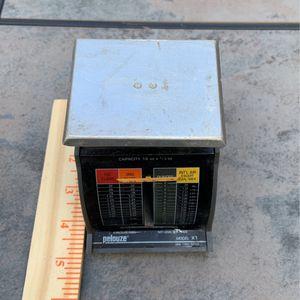 Mail Scale Antique Item for Sale in Altadena, CA