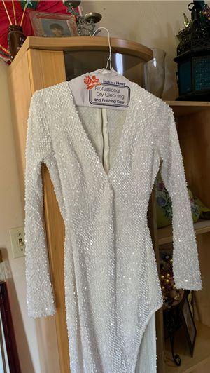 White dress for Sale in Santa Fe Springs, CA