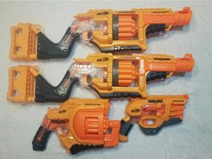 Nerf Doomsland Gun Lot for Sale in Austin, TX