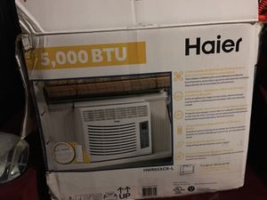 Window AC (Haier) for Sale in Alexandria, VA