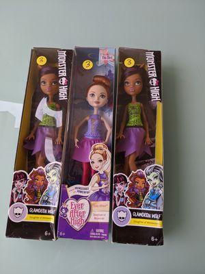 Doll bundle all new for Sale in Miami, FL