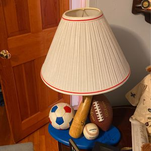 Sports Lamp for Sale in White Plains, NY