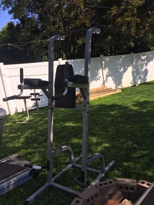 Body solid captain chair combo for Sale in Roslyn, PA