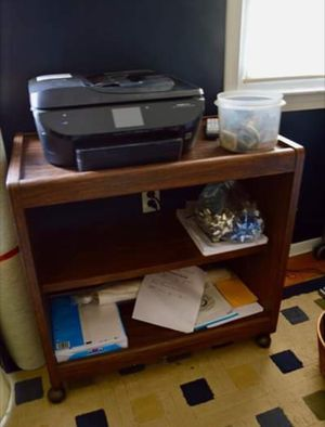 Shelving unit/ printer stand for Sale in Derwood, MD