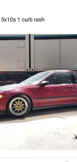 JNC wheels for Sale in Fresno,  CA