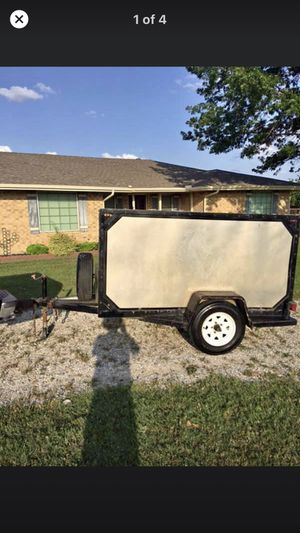 4x8 trailer for Sale in Garland, TX