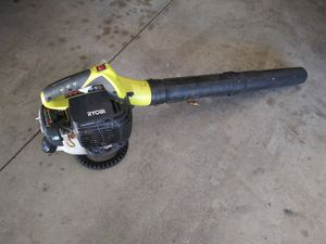 Ryobi Gas 4 cycle hand blower for Sale in Moreno Valley, CA