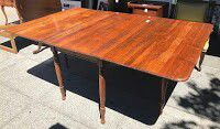 """#30154 Vintage Cherry Gate-Leg Drop-Leaf (29"""" x 46"""", expands to 75"""" x 46"""") Dining Table for Sale in Oakland, CA"""