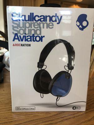 Skullcandy Aviator headphones for Sale in Littleton, CO