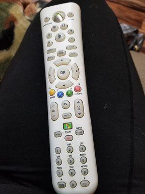 Xbox 360 universal remote for Sale in Christiansburg, VA