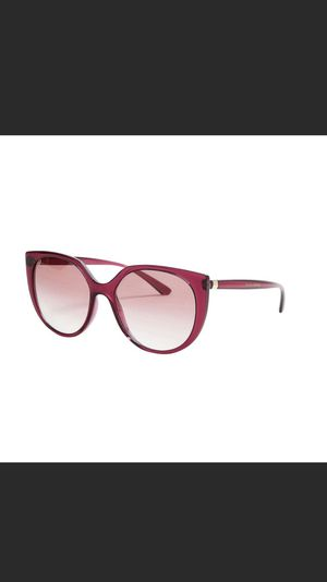Dolce & Gabbana DG6119 Sunglasses in Garnet Pink for Sale in Washington, DC