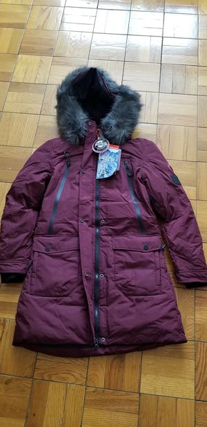 Superdry down parka jacket(brand new) for Sale in Arlington, VA