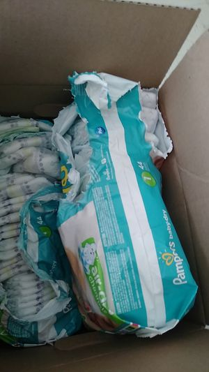 Pampers and luvs for Sale in Bethlehem, PA