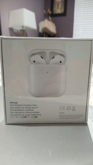 Airpod 2nd generation . Super copy. BRAND NEW. SEALED for Sale in Miami, FL