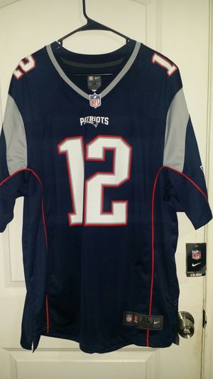 NEW ENGLAND PATRIOTS JERSEY for Sale in Corona, CA