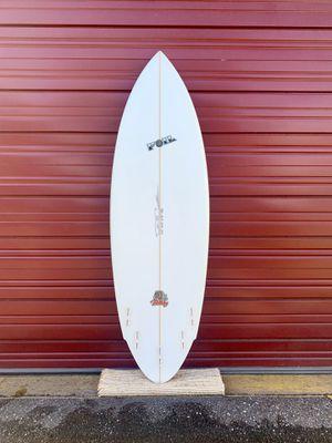 "New 6'2"" FOIL ""The Bulldog"" short board surfboard for Sale in Lutz, FL"