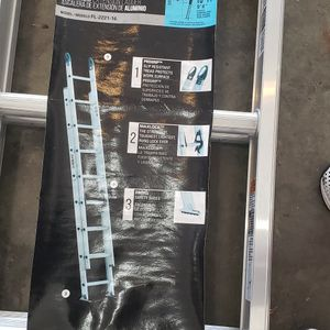 NEW Featherlite Aluminum Extension Ladder FL-2221-16 Type II for Sale in Fayetteville, GA