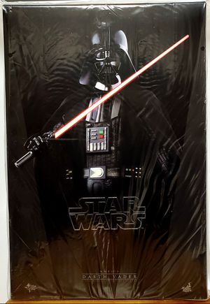 Hot Toys Star Wars Episode IV DARTH VADER (MMS279) 1/6 scale collectible figure (New in box!) for Sale in San Diego, CA