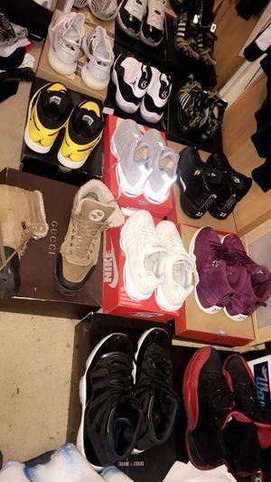 Adida Bape, Jordans, Yeezys, Air Max for Sale in San Francisco, CA