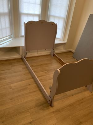 Girls twin bed frame for Sale in Virginia Beach, VA