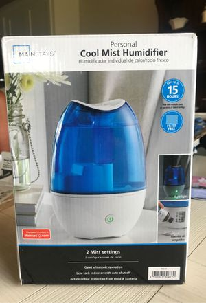 Cool Mist Humidifier for Sale in Broken Arrow, OK