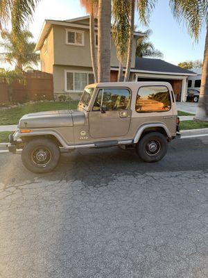 1990 Jeep Wrangler yj for Sale in Oceanside, CA