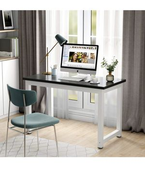 Modern Simple Computer Desk, Black for Sale in New York, NY