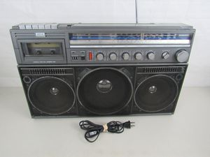 Magnavox D8443 Power Player 4 Band Stereo Radio Cassette Recorder 5spk for Sale in Annandale, VA