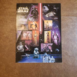 Star Wars Stamps for Sale in Pompano Beach, FL