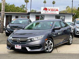 2016 Honda Civic for Sale in Vista,  CA