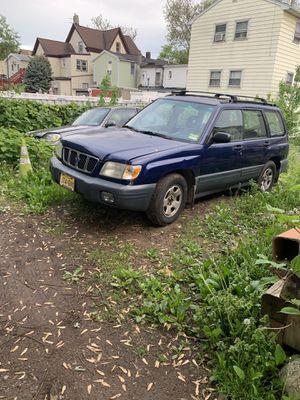2002 Subaru Forester for Sale in Bayonne, NJ