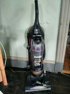 Eureka Vacuum cleaner cleaned, working for Sale, used for sale  Trenton, NJ