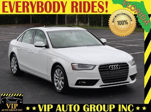 2013 Audi A4 for Sale in Clearwater, FL