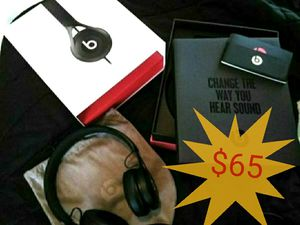 Beats By Dre Headphones with Mic for Sale in San Antonio, TX