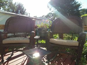 Patio Furniture and Warmer for Sale in Vermillion, SD