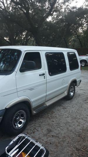 2000 Dodge Regency Conversion Van for Sale in Fort McCoy, FL